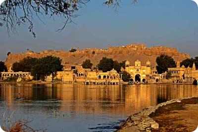 Mumbai to Jaisalmer