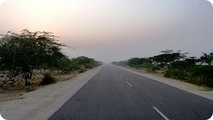 New Delhi to Jaisalmer by Road